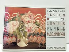 Vintage! The Art and Design of Charles Rennie Mackintosh Postcard Set of 30