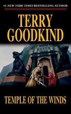Sword of Truth Ser.: Temple of the Winds by Terry Goodkind (1998, Mass Market, Revised edition)