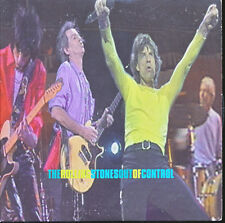 Rolling Stones Out Of Control Holland Import PROMO CD Single