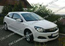 Vauxhall/Opel Astra H GTC Karosserie Kit: Frontspoiler + hintere Rock OPC/VXR Look