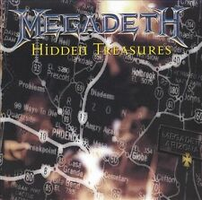 Hidden Treasures by Megadeth (CD, Apr-2007, EMI Music Distributi…