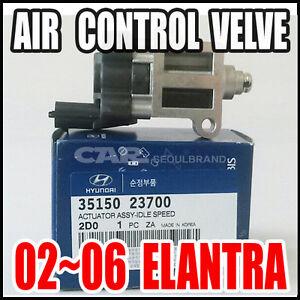 Hyundai elantra 2002~2006 AIR CONTROL VALVE  OEM 35150-23700 Idle Speed Control