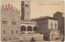 BOLOGNA - PALAZZO RE ENZO 1926
