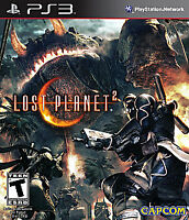 Lost Planet 2 PlayStation 3 PS3