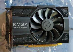 Evga GeForce GTX 1050 Ti 4GB GDDR5 Graphics Card GPU