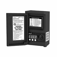 Malibu LED 45watt Outdoor Low Voltage Transformer with Digital Timer and Phot...