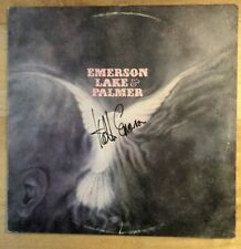 More details for keith emerson 1944-2016 - emerson, lake & palmer (1970) - signed record