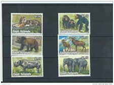 LOT : 022015/032 - COOK 1992 - YT N° 1036/1041 NEUF SANS CHARNIERE ** (MNH) GOMM