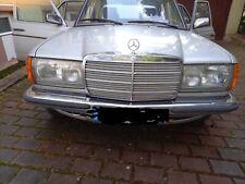 Mercedes Benz W123 280 E ,Astralsilber ca.192.000km z. Restaurieren/Teilespender