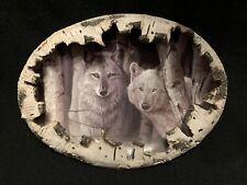 "1999 Bradford Exchange ""Sentinel Spirits� Rusty Frentner Spirits Of The Forest"