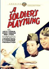 SOLDIER'S PLAYTHING - (1930 Harry Langdon) Region Free DVD - Sealed