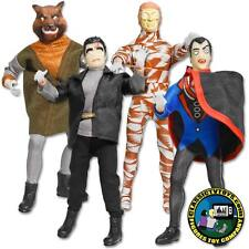 Retro Mad Monsters Complete Loose Set of Four 8 inch action figures