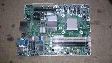 Carte mere hp 531966-001 503335-001 sans plaque socket AM3