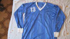 Camiseta Shirt Maglia Uruguay vintage años 80 número 13 tipo seda fina