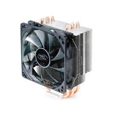 DEEPCOOL GAMMAXX 400 CPU Cooler 4 Heatpipes PWM Fan Red LED INTEL/AMD AM4