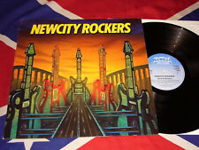 NewCity Rockers-Same LP AOR 1987