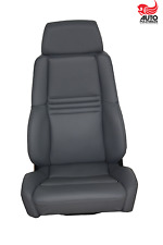 Recaro Orthopäd 04 neues Model  Leder schwarz Wohnmobil Sitze T5 T6 G Modell