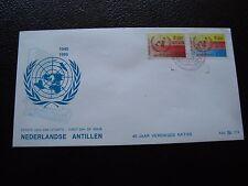 ANTILLES NEERLANDAISES - enveloppe 1er jour 1985 (B7) (A)