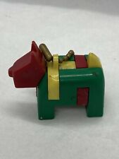 New ListingVintage Scottie Scotty Dog Puzzle Key Chain Hard Plastic Medium Size 1-1/2�