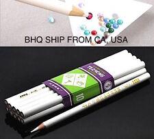 10pcs Rhinestone Pickup Pencils Tools for Nail Art, Scrapbooking