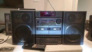 Sony FH-B50CD (see video)