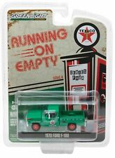 1970 Ford F-100 PickUp Truck - TEXACO Service *** Greenlight Running Empty 1:64