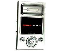 Leica Minox Mobi DM 1 DV M3 Digital Camera Video German Made with Case Tested