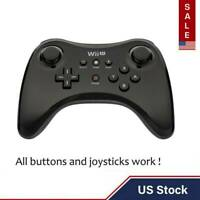 For Wii U Pro Nintendo Game Controller Replace Official Genuine Wireless Gamepad