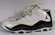Nike Air Jordan Hallowed Ground Men's 13 White 2010 Sneakers Shoes 384699-104