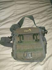 Viper Tactical Shoulder Bag Various Compartments used excellent condition combat