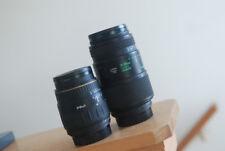 Quantaray AF 28-80mm and 70-300mm FX for Nikon D70,80,90,200,300,7000,600,800