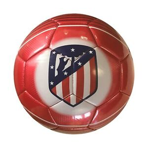 ATLETICO MADRID OFFICIALLY LICENSED SIZE 5 SOCCER BALL FREE SHIPPING USA