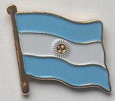 Argentina Argentine Puma Country Flag Enamel Pin Badge