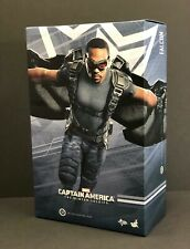 Falcon - Hot Toys MMS245- 1/6 Figure Captain America: Winter Soldier