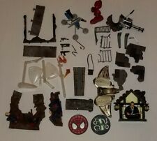 Spider-Man Classics Toy Biz Marvel Legends Bases Base Accessories Lot