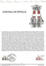 DOCUMENT PHILATÉLIQUE - YT 2232 - 1er JOUR 1982
