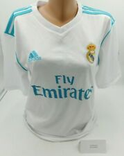 ADIDAS Real Madrid Trikot für Herren 2017/2018 7 Ronaldo, Gr.XL