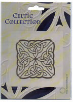 Brass/Stencil/Template/Celtic/Square/Cutting/Emboss/NEW/CT6007