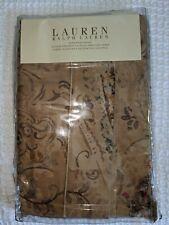 Ralph Lauren ~ VERDONNET PAISLEY EURO PILLOW SHAM ~ 100% Cotton ~ NWT $175.