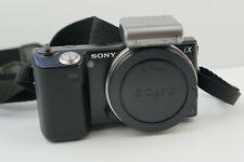 """Sony Alpha NEX-5 14.2MP Digitalkamera - Schwarz nur Gehäuse """"TOP"""""""