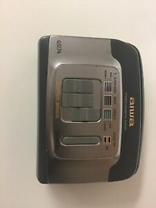 Aiwa HS-GS174 Personal Cassette Player Tested Working