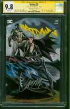 Batman 50 CGC 9.8 SS Campbell Catwoman Variant Cover 9/18