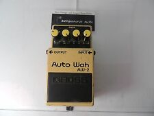 BOSS AW-2 AUTO WAH EFFECTS PEDAL ENVELOPE FILTER  FREE USA SHIPPING