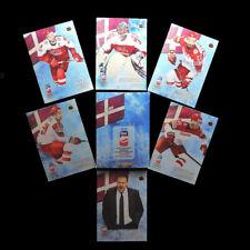 2019 AMPIR IIHF World Championship Team DENMARK (26 cards)
