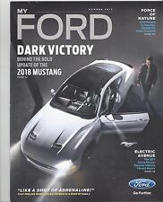 My Ford Magazine Summer 2017 Ford GT Supercar 2018 Mustang GT Raptor News