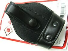 AKER LEATHER Black 503A Bikini Handcuff Case For ASP Chain Link Cuffs! A503-BP