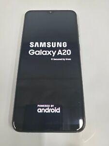 Samsung Galaxy A20 SM-A205U1 Factory Unlocked (GSM + CDMA) 32GB Smartphone