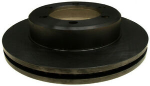 Premium Disc Brake Rotor-Non-Coated Front - 12 Month 12,000 Mile Warranty