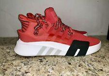 adidas Originals EQT Basketball ADV Shoes Sneakers: Real Coral- Mens B22643 NEW