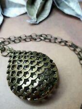 Alloy Love Hearts Pear Costume Necklaces & Pendants
